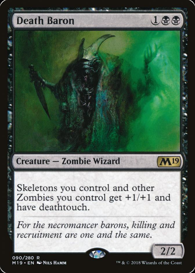 Death Baron [M19]