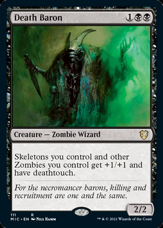 Death Baron [MIC]