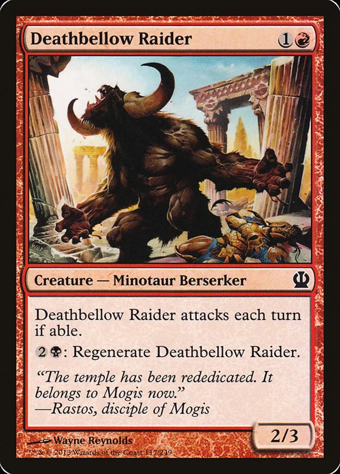 Deathbellow Raider [THS]