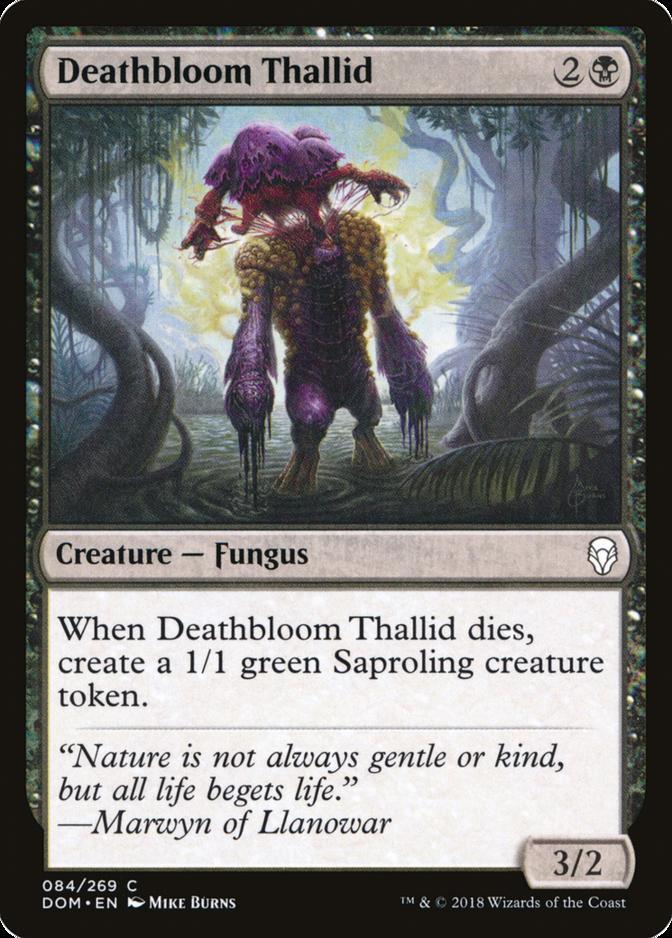 Deathbloom Thallid [DOM]