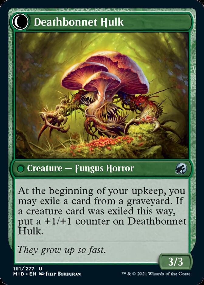 Deathbonnet Hulk [MID]