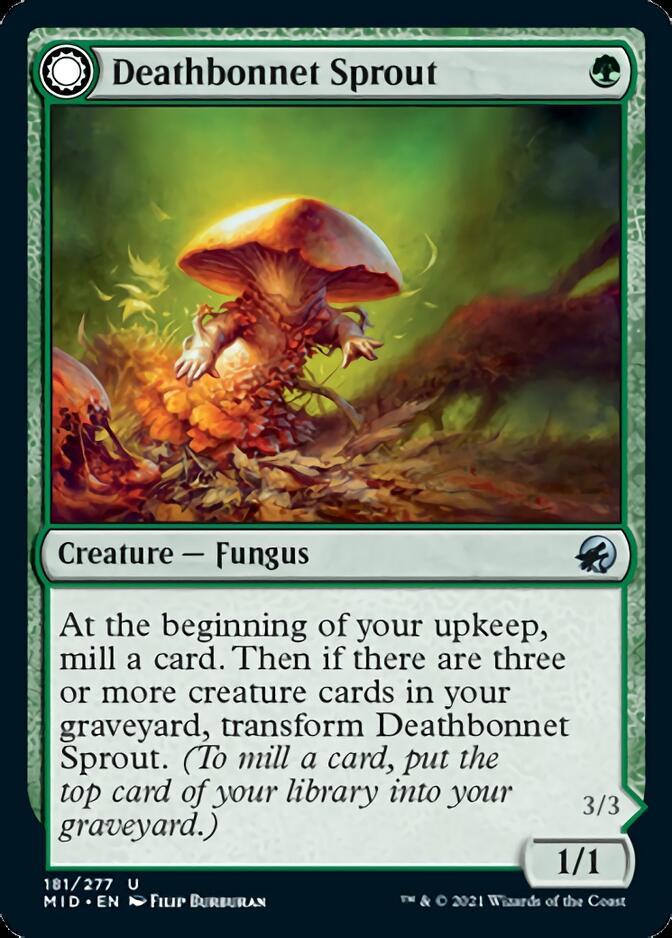 Deathbonnet Sprout [MID]