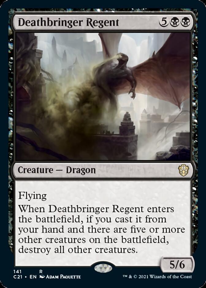 Deathbringer Regent [C21]