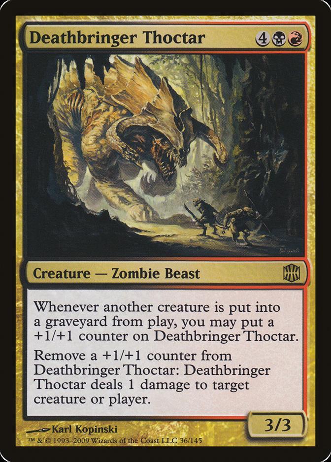 Deathbringer Thoctar [ARB] (F)