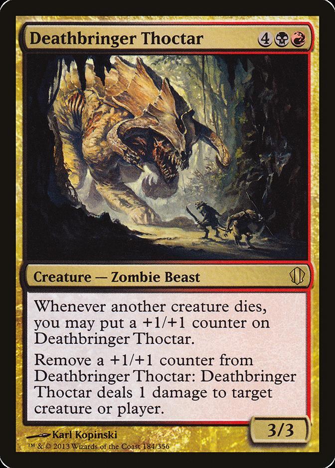 Deathbringer Thoctar [C13] (F)