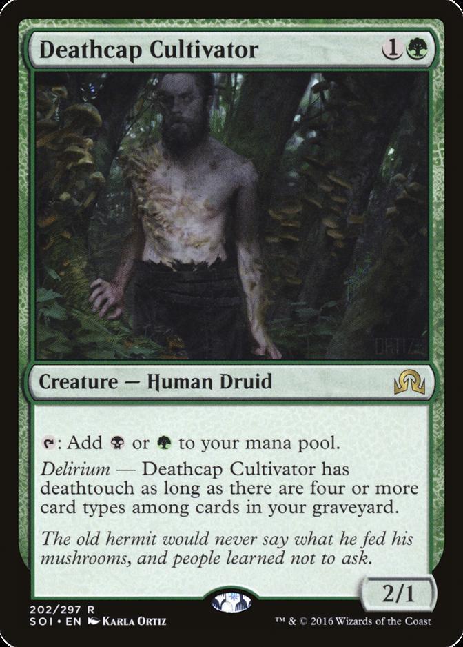 Deathcap Cultivator [SOI]