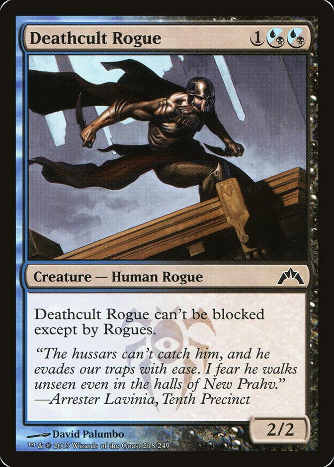 Deathcult Rogue [GTC]