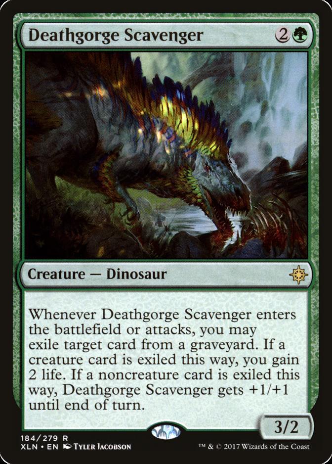 Deathgorge Scavenger [XLN]