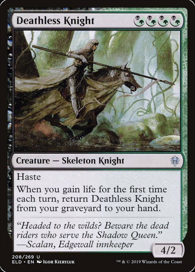 Deathless Knight [ELD]
