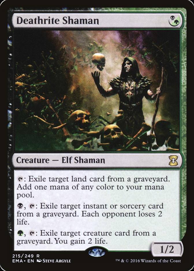 Deathrite Shaman [EMA] (F)