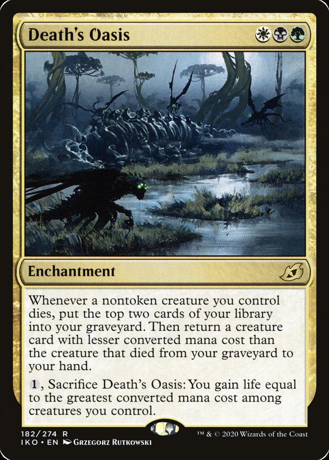 Death's Oasis [IKO]