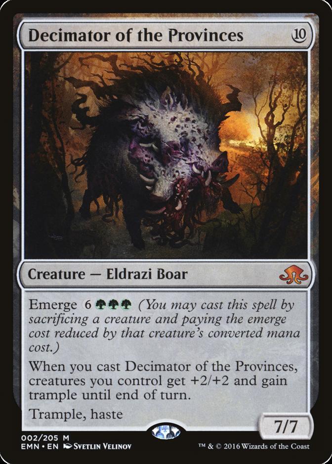 Decimator of the Provinces [EMN]