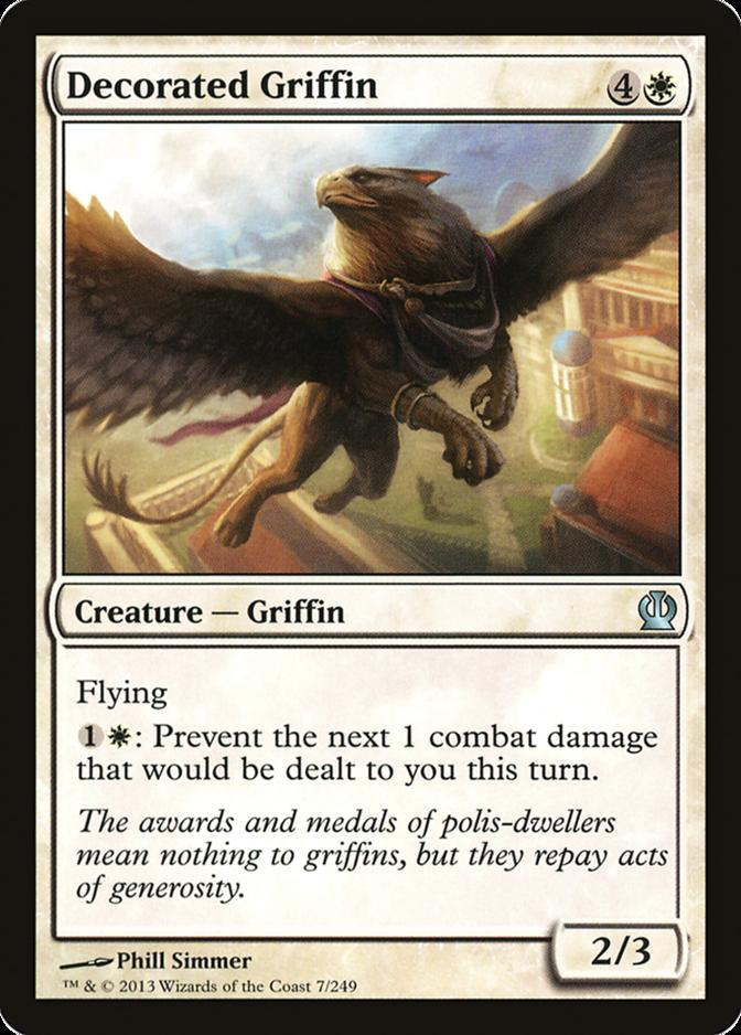 Decorated Griffin [THS]