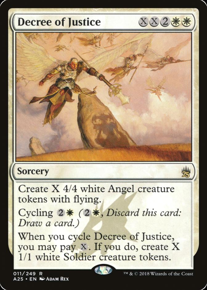 Decree of Justice [A25]