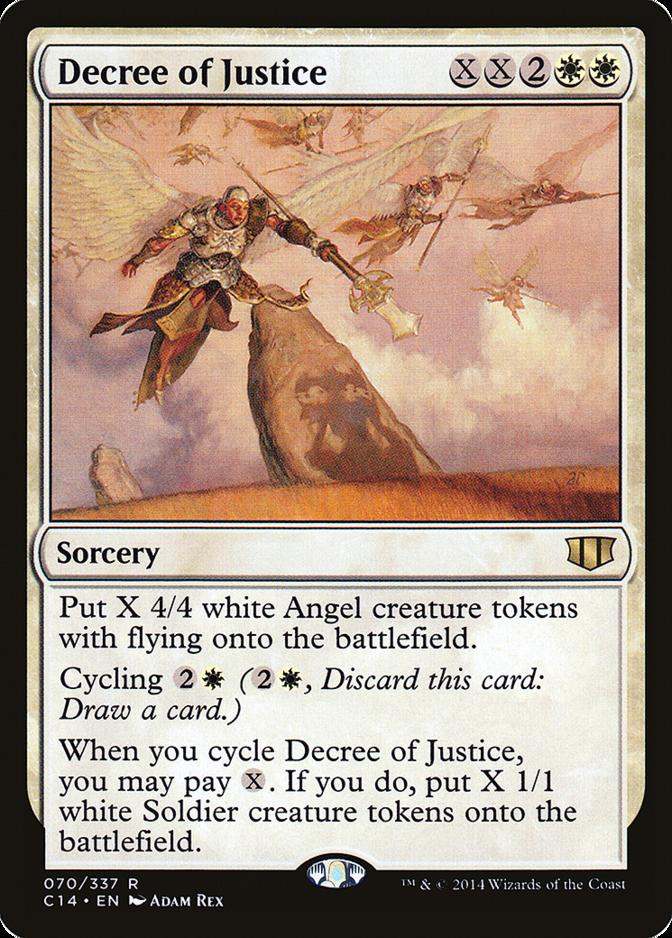 Decree of Justice [C14]