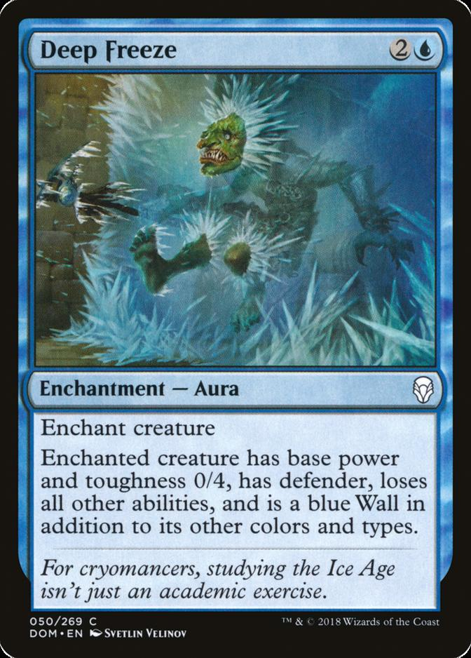 Deep Freeze [DOM]