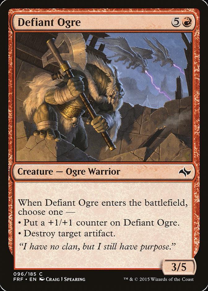 Defiant Ogre [FRF] (F)
