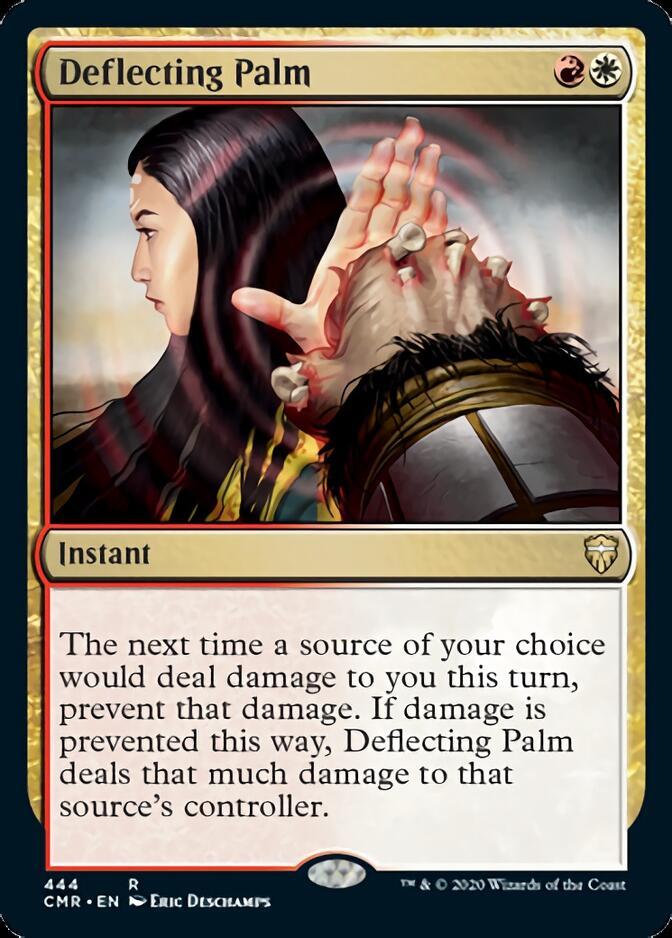 Deflecting Palm [CMR]