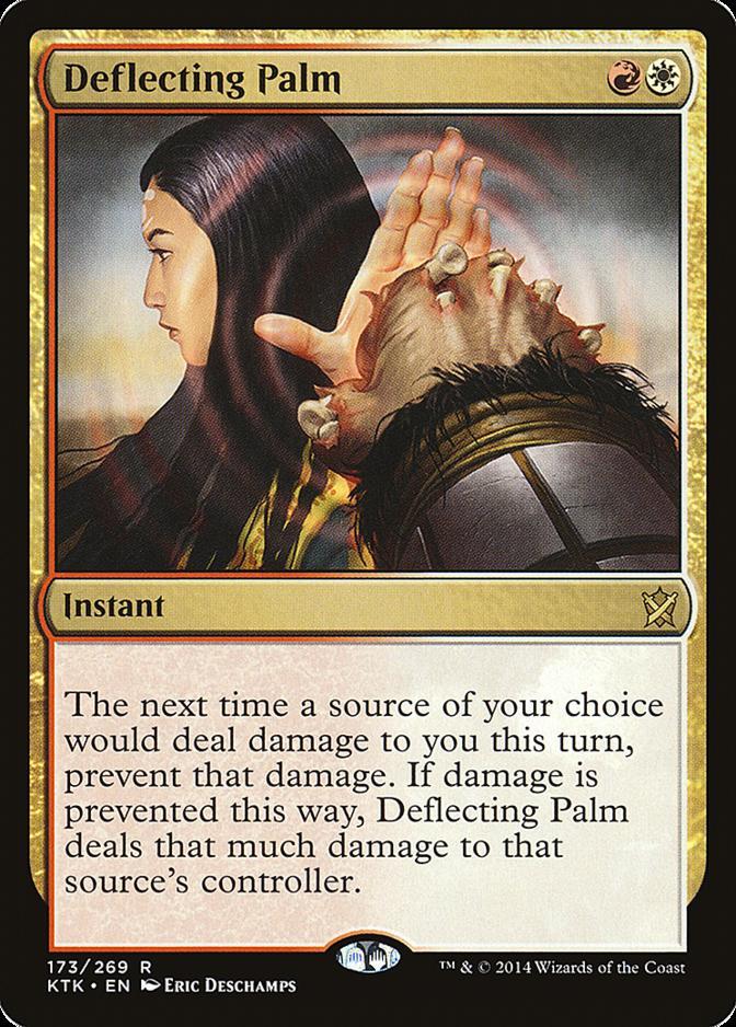 Deflecting Palm [KTK]
