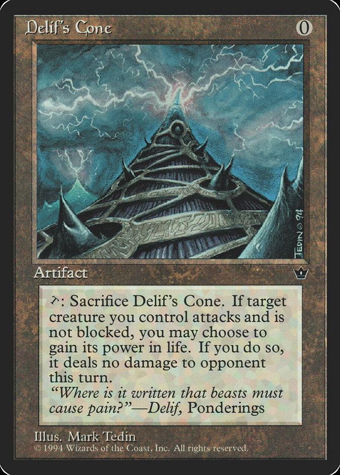 Delif's Cone [FEM]