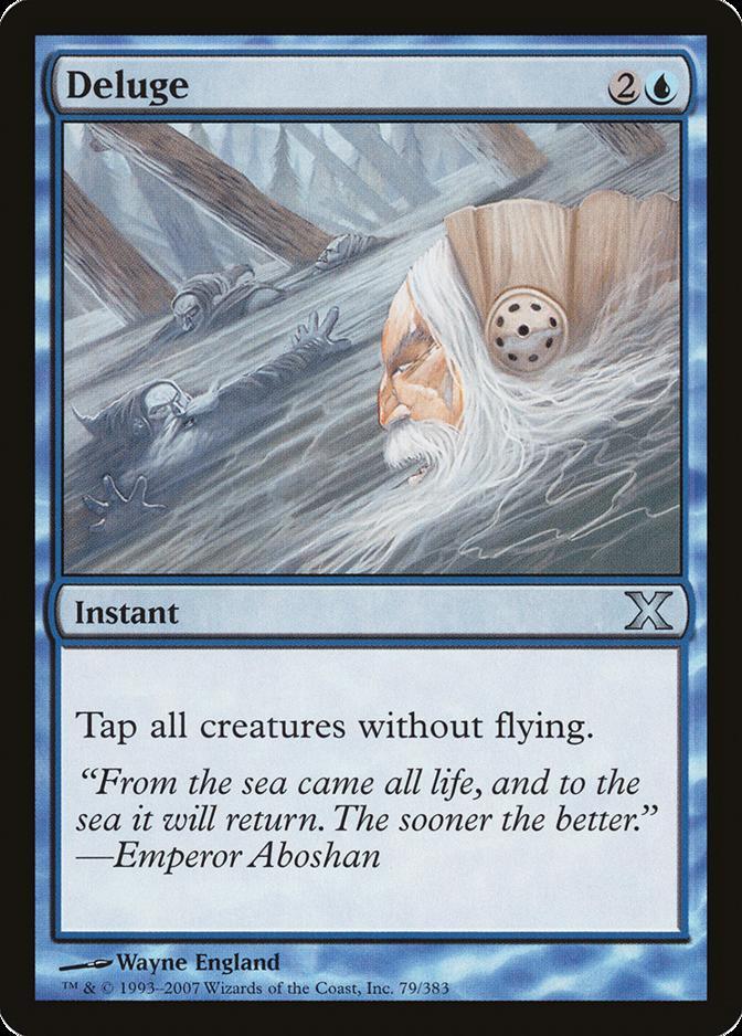 Deluge [10E]