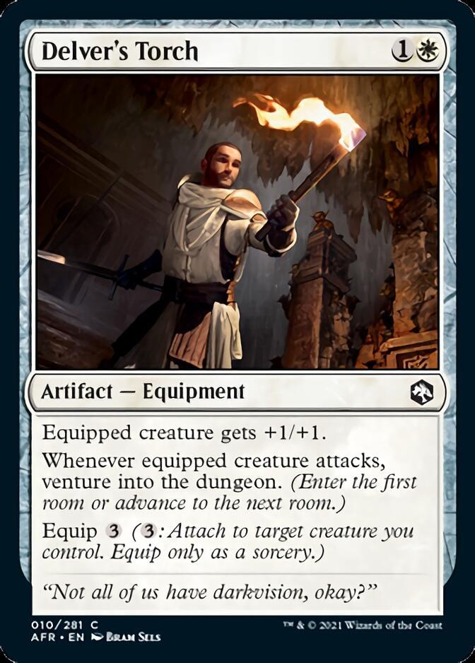 Delver's Torch [AFR]