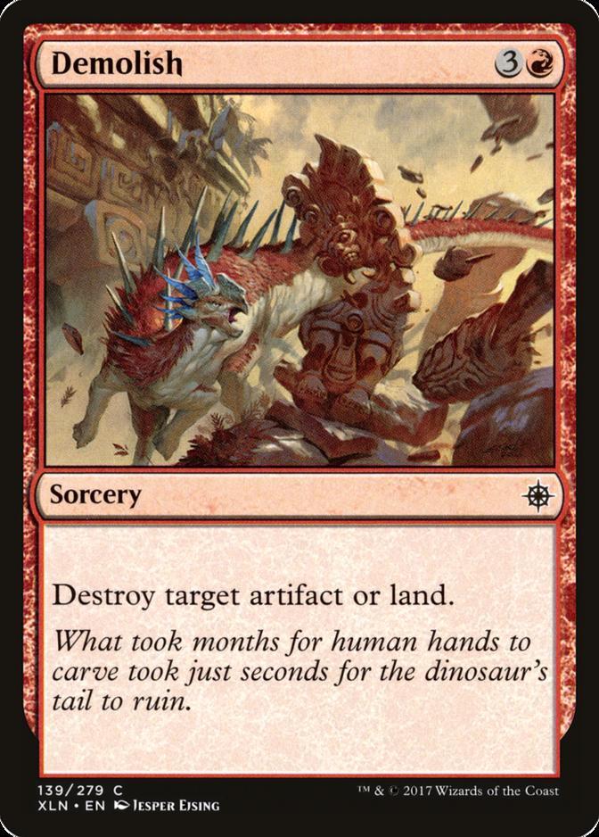 Demolish [XLN]