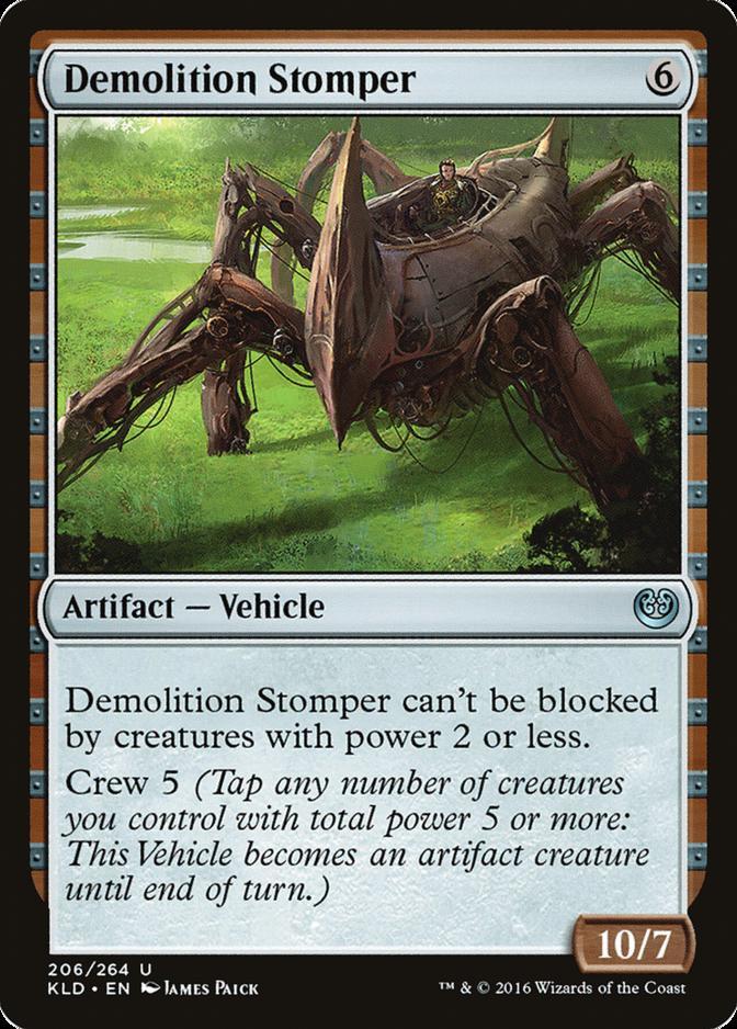 Demolition Stomper [KLD]