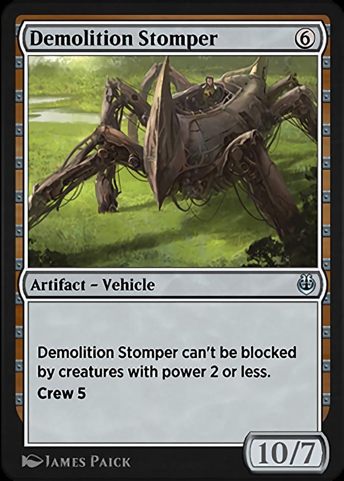 Demolition Stomper [KLR]