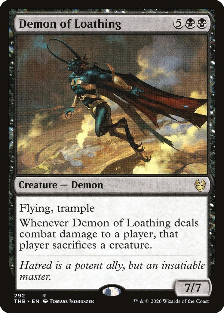 Demon of Loathing [THB]