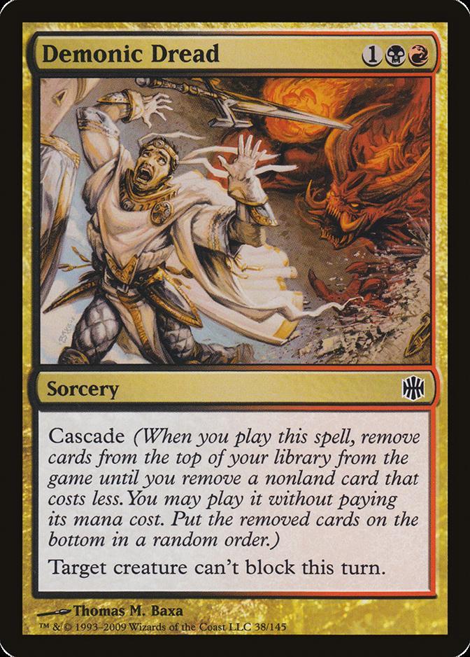 Demonic Dread [ARB]