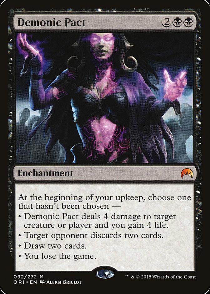 Demonic Pact [ORI]