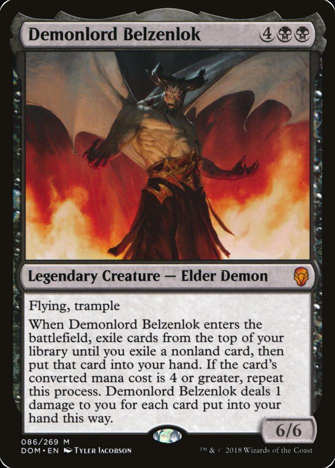 Demonlord Belzenlok [DOM]