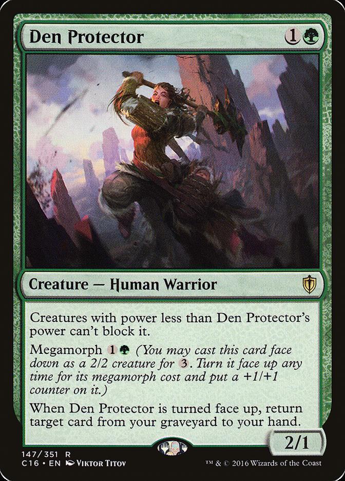 Den Protector [C16]