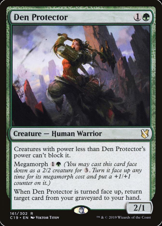 Den Protector [C19] (F)