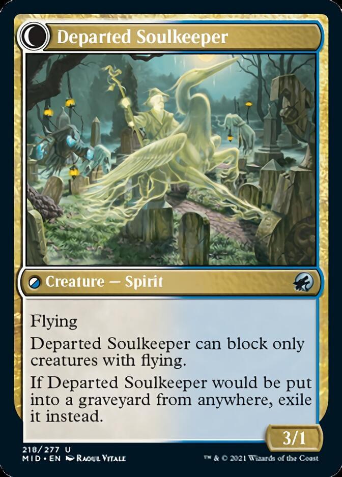 Departed Soulkeeper [MID]
