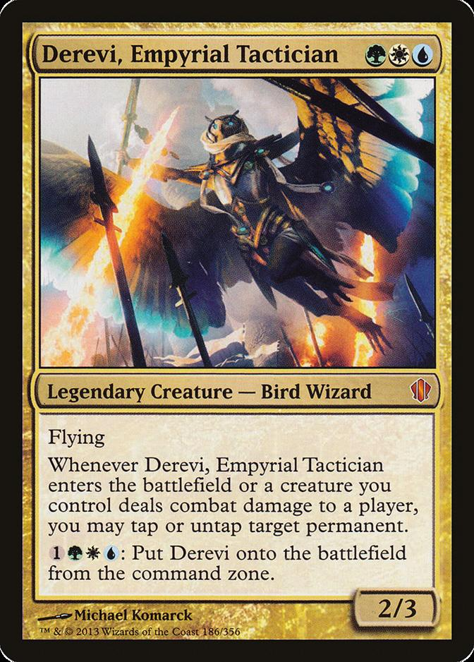 Derevi, Empyrial Tactician [C13]
