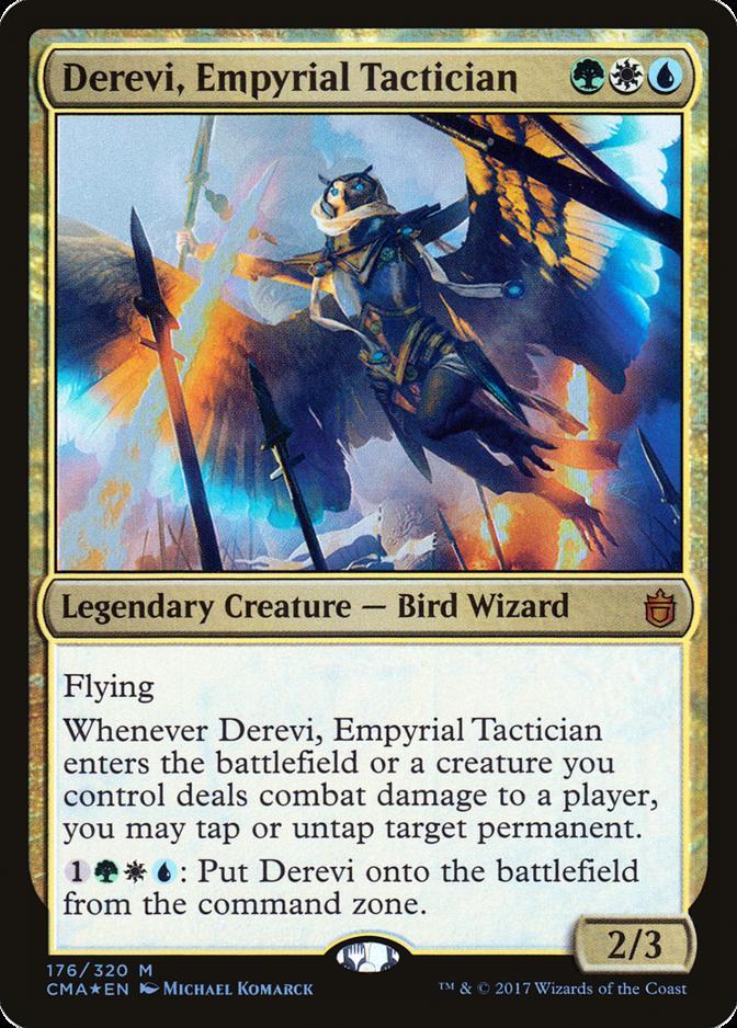 Derevi, Empyrial Tactician [CMA] (F)
