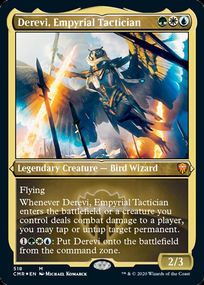 Derevi, Empyrial Tactician [PCMR] (F)