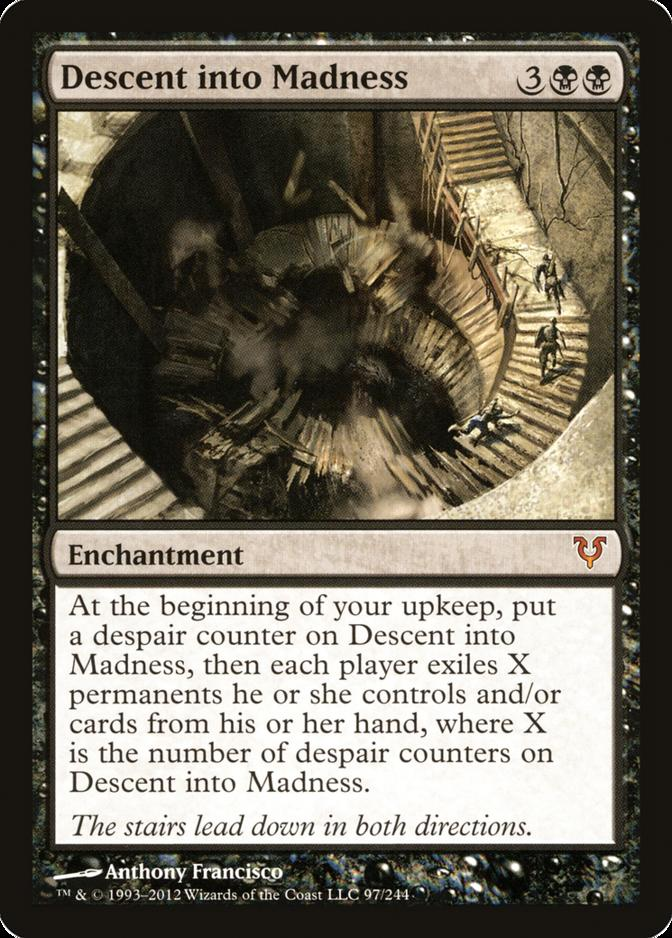 Descent into Madness [AVR]