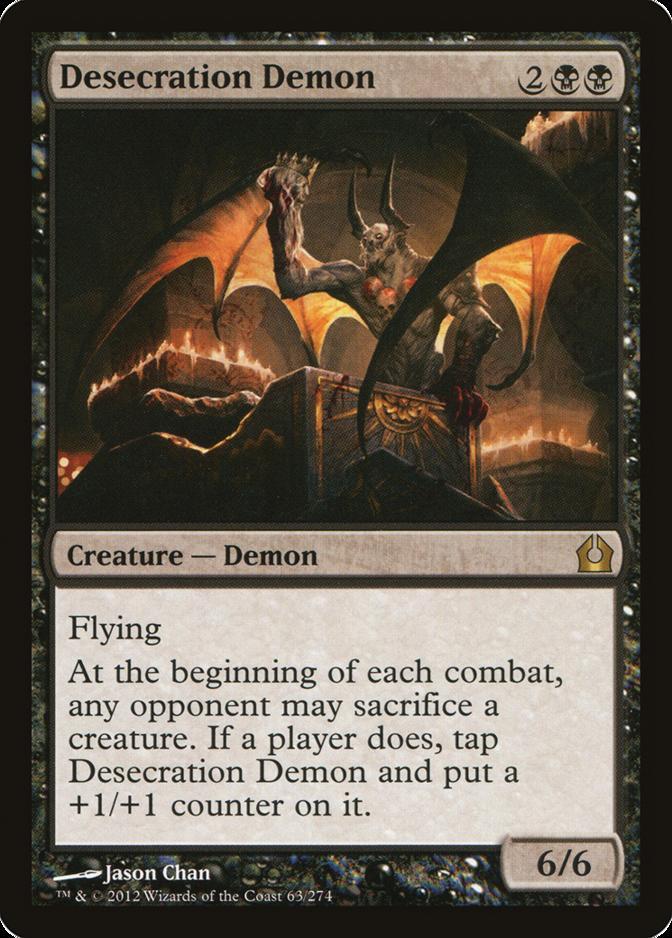 Desecration Demon [RTR]