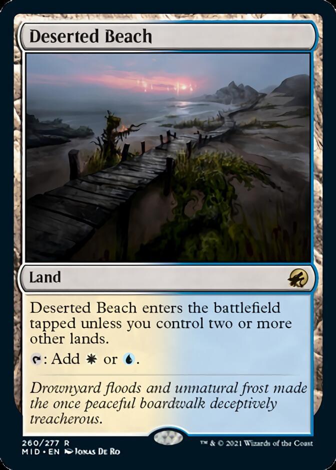 Deserted Beach [MID]
