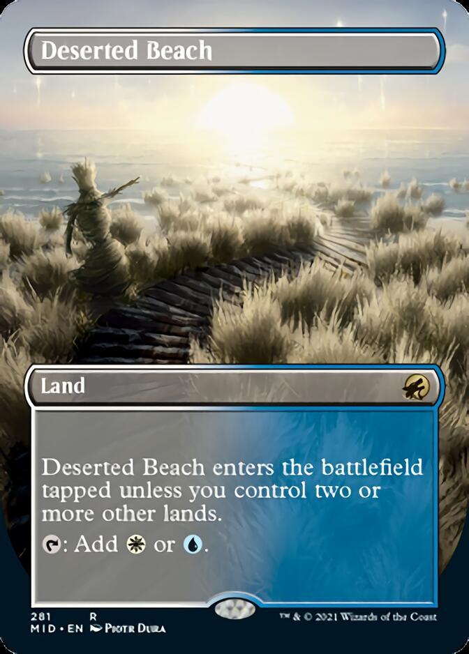 Deserted Beach <borderless> [MID]