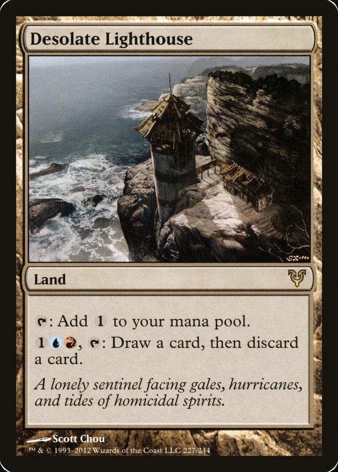 Desolate Lighthouse [AVR]