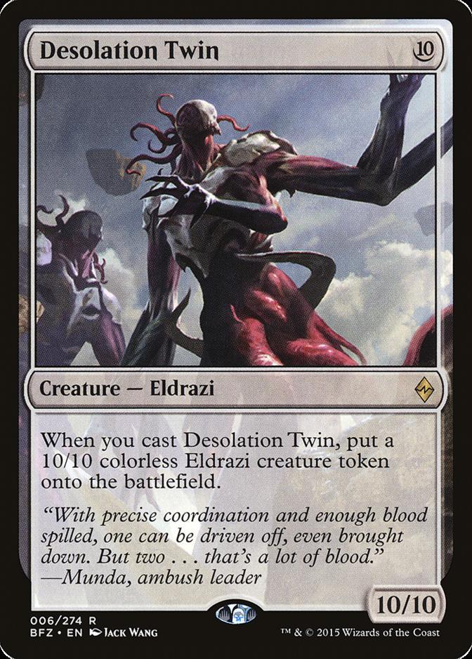 Desolation Twin [BFZ]