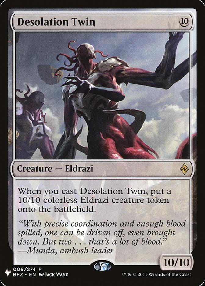 Desolation Twin [MB1]