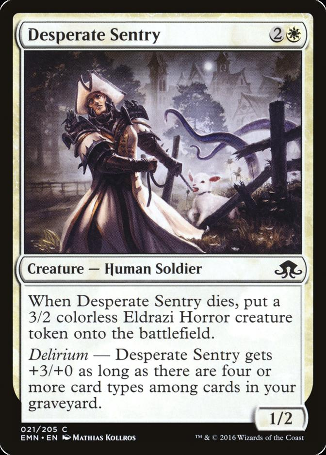 Desperate Sentry [EMN]