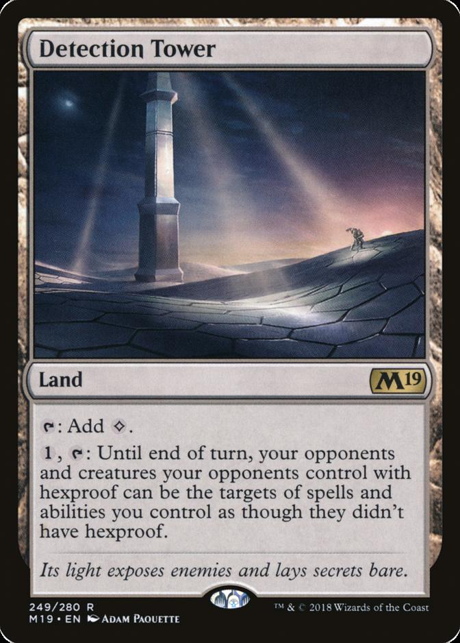 Detection Tower [M19]