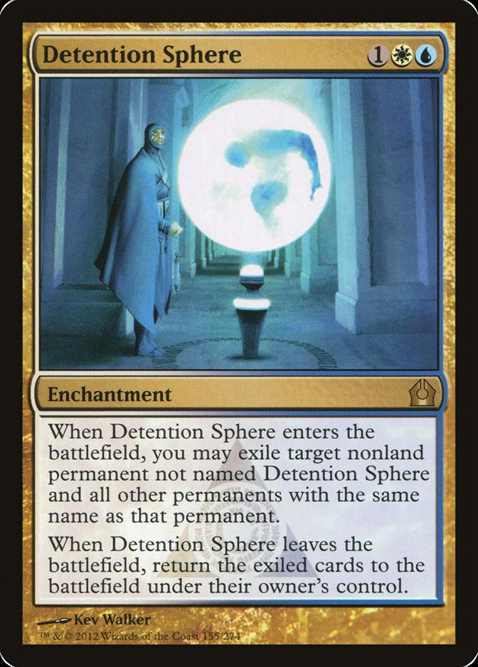 Detention Sphere [RTR]