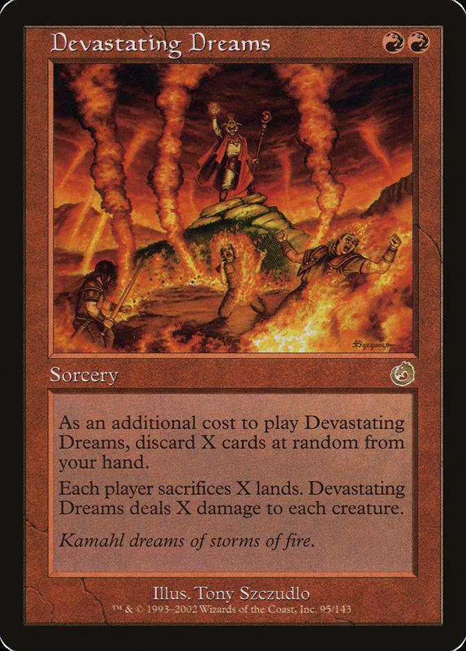 Devastating Dreams [TOR]